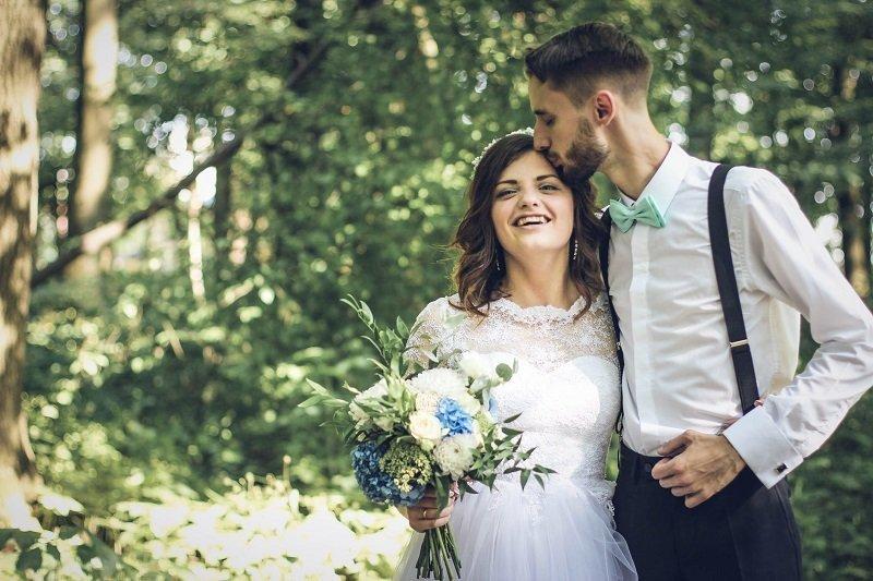 Bretels voor bruiloft