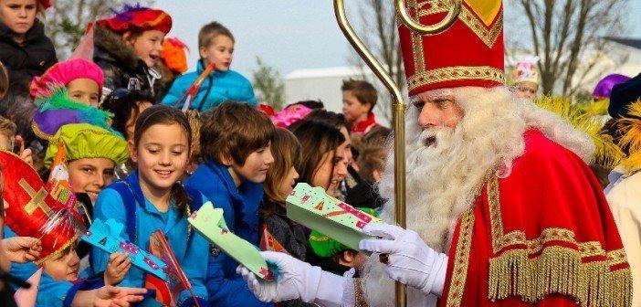 Bretels Sinterklaas